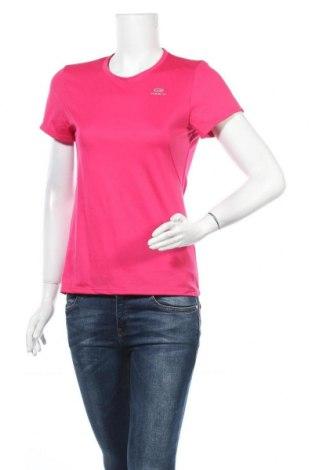 Дамска тениска Kalenji, Размер S, Цвят Розов, Полиестер, Цена 16,07лв.