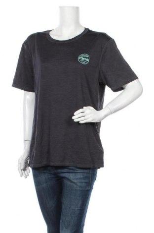 Γυναικείο t-shirt Mambo, Μέγεθος XL, Χρώμα Γκρί, Πολυεστέρας, ελαστάνη, Τιμή 3,41€