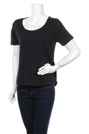 Γυναικείο t-shirt Marc O'Polo, Μέγεθος M, Χρώμα Μαύρο, Βαμβάκι, Τιμή 22,81€