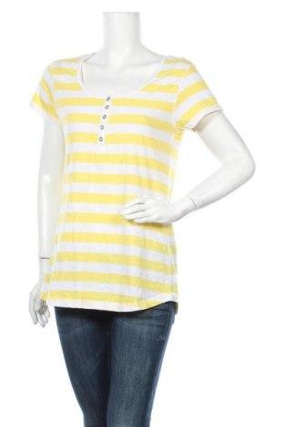 Γυναικείο t-shirt Now, Μέγεθος XL, Χρώμα Λευκό, Βαμβάκι, πολυεστέρας, Τιμή 11,04€