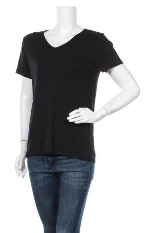 Γυναικείο t-shirt Now, Μέγεθος XL, Χρώμα Μαύρο, Βαμβάκι, Τιμή 9,25€