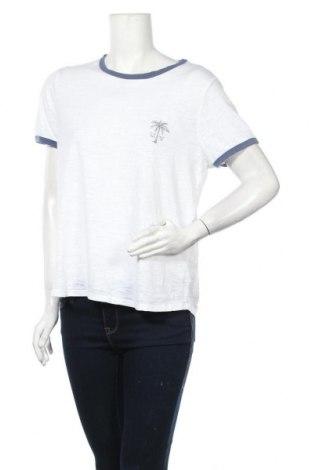 Γυναικείο t-shirt Piping Hot, Μέγεθος XL, Χρώμα Λευκό, Βαμβάκι, πολυεστέρας, Τιμή 11,04€