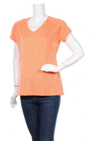 Γυναικείο t-shirt Rbx, Μέγεθος XL, Χρώμα Πορτοκαλί, Πολυεστέρας, Τιμή 7,73€