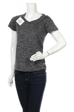 Γυναικείο t-shirt Rbx, Μέγεθος S, Χρώμα Μαύρο, Πολυεστέρας, Τιμή 6,07€