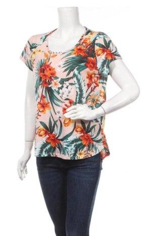 Γυναικείο t-shirt Rivers, Μέγεθος L, Χρώμα Πολύχρωμο, Πολυεστέρας, Τιμή 11,69€