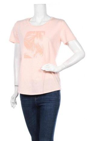 Γυναικείο t-shirt Schiesser, Μέγεθος XL, Χρώμα Ρόζ , Τιμή 14,94€