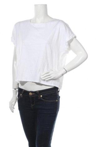 Γυναικείο t-shirt Seed, Μέγεθος XL, Χρώμα Λευκό, Βαμβάκι, Τιμή 8,64€