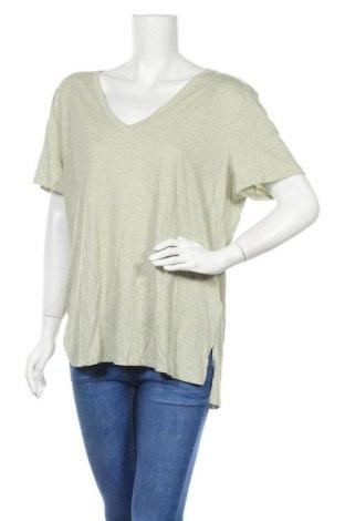 Dámské tričko Sussan, Velikost XXL, Barva Zelená, 50% bavlna, 50% viskóza, Cena  217,00Kč