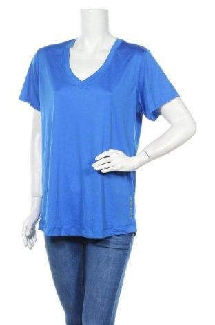 Дамска тениска Under Armour, Размер L, Цвят Син, Цена 30,24лв.