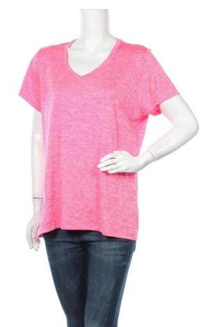 Дамска тениска Under Armour, Размер XL, Цвят Розов, Цена 27,30лв.
