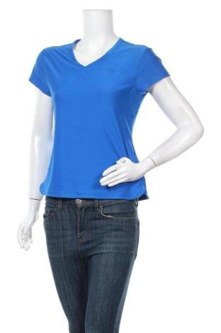 Γυναικείο t-shirt Wilson, Μέγεθος M, Χρώμα Μπλέ, Τιμή 9,94€