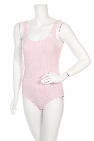 Costum de baie de damă Monki, Mărime S, Culoare Roz, 92% poliester, 8% elastan, Preț 87,34 Lei