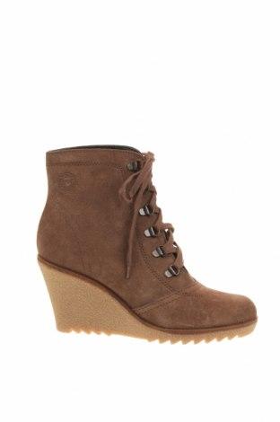 Dámské boty  Esprit, Velikost 39, Barva Hnědá, Přírodní velur , Cena  1328,00Kč
