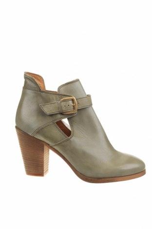 Dámské boty  Liebeskind, Velikost 39, Barva Zelená, Pravá kůže, Cena  1418,00Kč