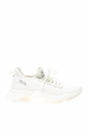 Γυναικεία παπούτσια Steve Madden, Μέγεθος 41, Χρώμα Λευκό, Κλωστοϋφαντουργικά προϊόντα, Τιμή 62,74€