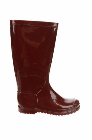 Γυναικείες μπότες Philosophy Di Alberta Ferretti, Μέγεθος 37, Χρώμα Κόκκινο, Πολυουρεθάνης, Τιμή 202,25€
