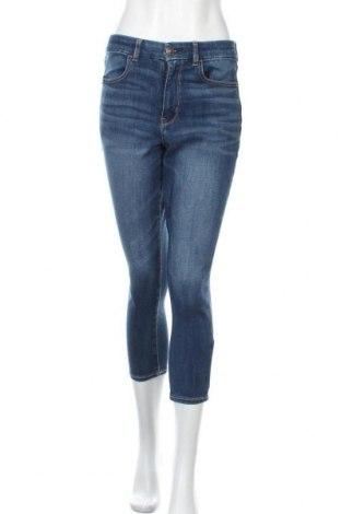 Γυναικείο Τζίν American Eagle, Μέγεθος M, Χρώμα Μπλέ, 80% βαμβάκι, 12% πολυεστέρας, 6% βισκόζη, 2% ελαστάνη, Τιμή 20,32€