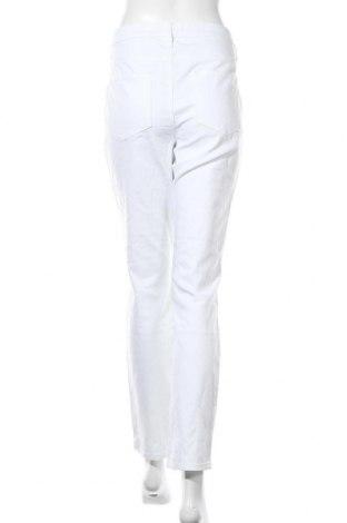 Дамски дънки Aniston, Размер XL, Цвят Бял, 98% памук, 2% еластан, Цена 36,57лв.