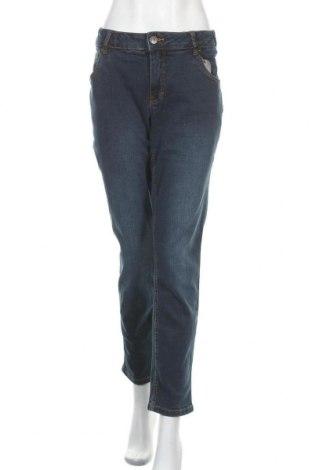 Γυναικείο Τζίν Arizona, Μέγεθος XL, Χρώμα Μπλέ, 98% βαμβάκι, 2% ελαστάνη, Τιμή 30,54€