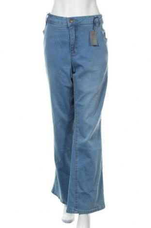 Γυναικείο Τζίν Arizona, Μέγεθος 3XL, Χρώμα Μπλέ, 98% βαμβάκι, 2% ελαστάνη, Τιμή 29,73€