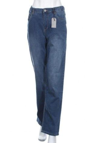 Γυναικείο Τζίν Arizona, Μέγεθος L, Χρώμα Μπλέ, 98% βαμβάκι, 2% ελαστάνη, Τιμή 21,83€