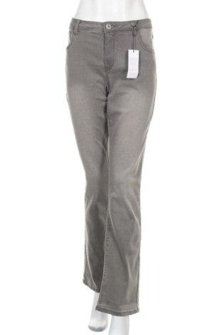Γυναικείο Τζίν Arizona, Μέγεθος XL, Χρώμα Γκρί, 74% βαμβάκι, 24% πολυεστέρας, 2% ελαστάνη, Τιμή 26,29€