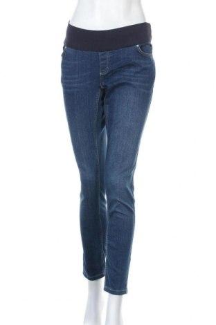 Дамски дънки Belly Button, Размер M, Цвят Син, 49% лиосел, 40% памук, 11% еластан, Цена 65,40лв.