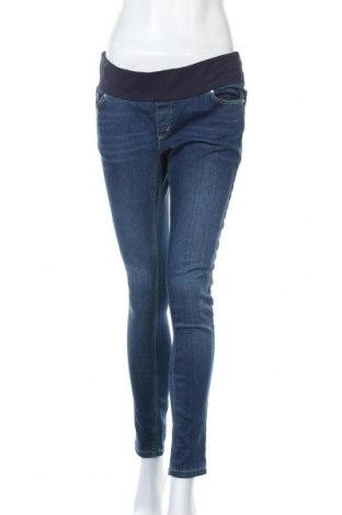 Дамски дънки Belly Button, Размер M, Цвят Син, 49% лиосел, 40% памук, 11% еластан, Цена 77,40лв.