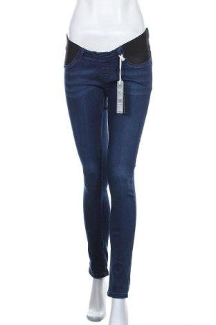 Дамски дънки Belly Button, Размер S, Цвят Син, 83% памук, 15% полиестер, 2% еластан, Цена 71,40лв.