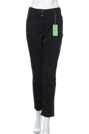 Γυναικείο Τζίν Cecil, Μέγεθος XL, Χρώμα Μαύρο, 84% βαμβάκι, 14% πολυεστέρας, 2% ελαστάνη, Τιμή 36,12€