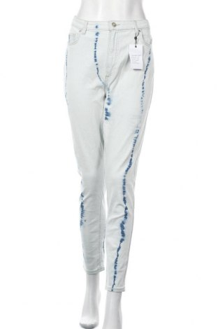 Γυναικείο Τζίν Cubus, Μέγεθος XL, Χρώμα Μπλέ, 83% βαμβάκι, 15% πολυεστέρας, 2% ελαστάνη, Τιμή 28,19€