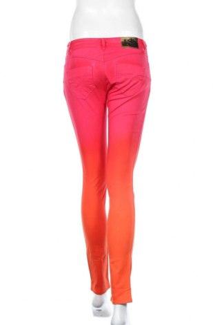 Дамски дънки Desigual, Размер S, Цвят Многоцветен, 97% памук, 3% еластан, Цена 55,65лв.