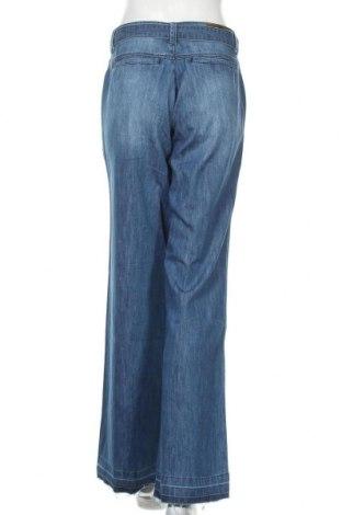 Дамски дънки Desigual, Размер L, Цвят Син, Памук, Цена 95,40лв.