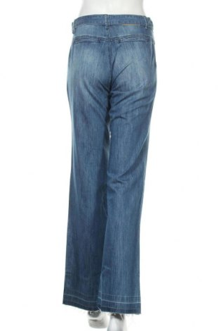 Дамски дънки Desigual, Размер S, Цвят Син, Памук, Цена 95,40лв.
