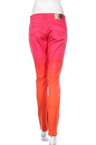 Дамски дънки Desigual, Размер M, Цвят Многоцветен, 97% памук, 3% еластан, Цена 55,65лв.