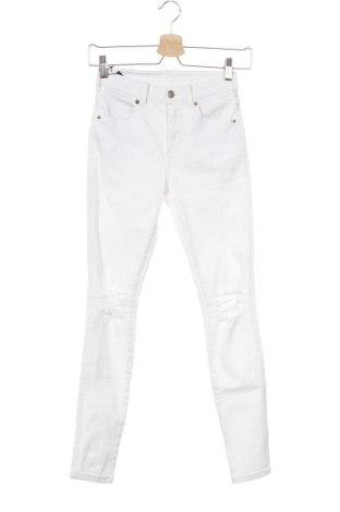 Γυναικείο Τζίν Dr. Denim, Μέγεθος XS, Χρώμα Λευκό, 98% βαμβάκι, 2% ελαστάνη, Τιμή 10,58€