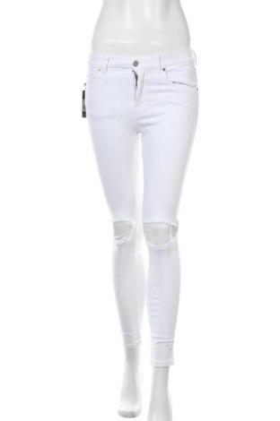 Γυναικείο Τζίν Dr. Denim, Μέγεθος M, Χρώμα Λευκό, 98% βαμβάκι, 2% ελαστάνη, Τιμή 11,56€