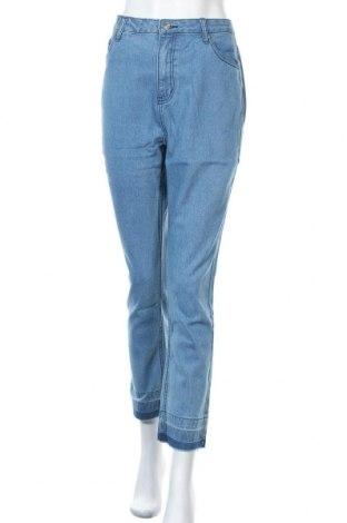 Γυναικείο Τζίν Edited, Μέγεθος L, Χρώμα Μπλέ, 100% βαμβάκι, Τιμή 24,43€