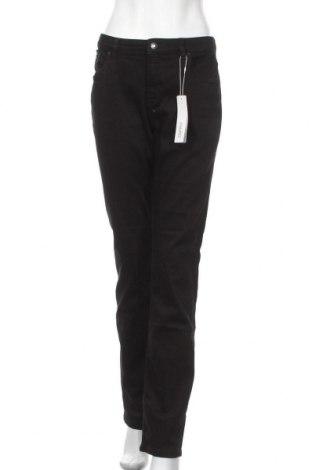 Γυναικείο Τζίν Esprit, Μέγεθος XL, Χρώμα Μαύρο, 88% βαμβάκι, 11% πολυεστέρας, 1% ελαστάνη, Τιμή 26,68€