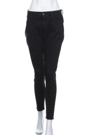 Γυναικείο Τζίν Esprit, Μέγεθος L, Χρώμα Μαύρο, 82% βαμβάκι, 15% πολυεστέρας, 3% ελαστάνη, Τιμή 37,11€