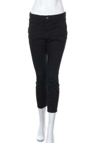 Дамски дънки Gap, Размер L, Цвят Черен, 73% памук, 25% полиестер, 2% еластан, Цена 42,00лв.