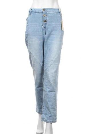 Γυναικείο Τζίν John Baner, Μέγεθος XL, Χρώμα Μπλέ, 82% βαμβάκι, 17% πολυεστέρας, 1% ελαστάνη, Τιμή 18,25€