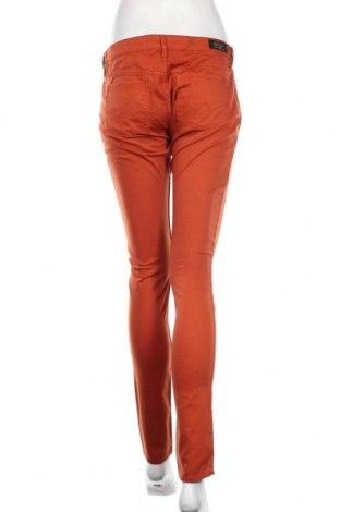 Дамски дънки Le Temps Des Cerises, Размер L, Цвят Оранжев, 97% памук, 3% еластан, Цена 27,00лв.