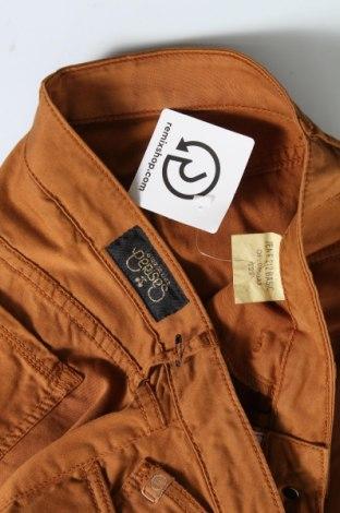 Дамски дънки Le Temps Des Cerises, Размер M, Цвят Кафяв, 97% памук, 3% еластан, Цена 32,40лв.