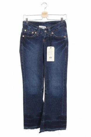 Γυναικείο Τζίν Levi's, Μέγεθος XS, Χρώμα Μπλέ, Βαμβάκι, Τιμή 61,47€