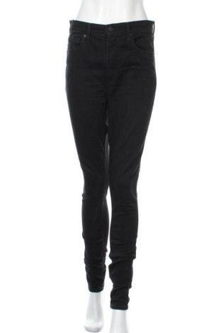 Γυναικείο Τζίν Levi's, Μέγεθος M, Χρώμα Μαύρο, 73% βαμβάκι, 13% lyocell, 5% ελαστάνη, Τιμή 49,87€