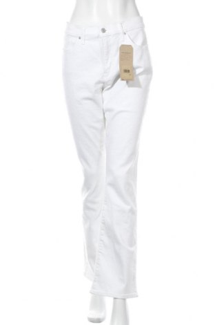 Γυναικείο Τζίν Levi's, Μέγεθος XXL, Χρώμα Λευκό, 97% βαμβάκι, 3% ελαστάνη, Τιμή 61,47€