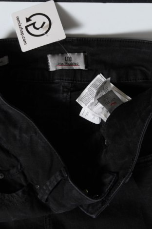 Дамски дънки Ltb, Размер S, Цвят Черен, 92% памук, 6% полиестер, 2% еластан, Цена 28,62лв.