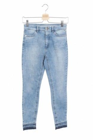 Дамски дънки Marc Cain Sports, Размер XS, Цвят Син, 92% памук, 8% еластан, Цена 100,52лв.
