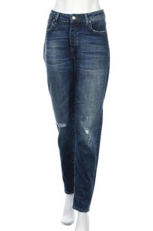 Дамски дънки Mavi, Размер L, Цвят Син, 99% памук, 1% еластан, Цена 42,00лв.